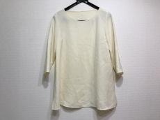 M・Fil(エムフィル) 七分袖カットソー レディース美品  アイボリー