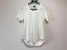 M・Fil(エムフィル) 半袖Tシャツ レディース新品同様  アイボリー