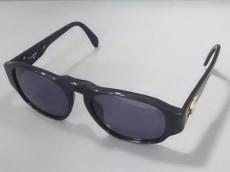 CHANEL(シャネル) サングラス 01452/94305 黒×シルバー ココマーク