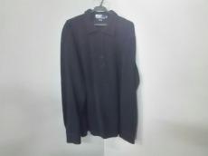 ポロラルフローレン 長袖ポロシャツ サイズLL メンズ美品  黒
