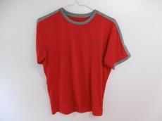 UNDER ARMOUR(アンダーアーマー) 半袖Tシャツ メンズ レッド×グレー