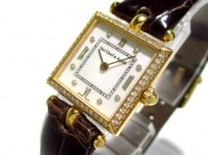 VCA/ヴァンクリ 腕時計美品  クラシックカレスモール - レディース