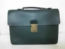 ルイヴィトン ビジネスバッグ タイガ セルヴィエットクラド M30074