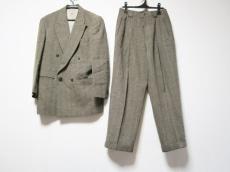 バルー ダブルスーツ サイズ48 XL メンズ美品  肩パッド/ EXCLUSIF
