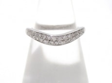 BVLGARI(ブルガリ) リング美品  コロナパヴェダイヤリング