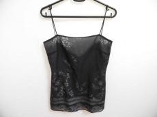 ノーベスパジオ キャミソール サイズ38 M レディース美品  黒×白