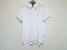 ポロスポーツラルフローレン 半袖ポロシャツ サイズM メンズ美品  白