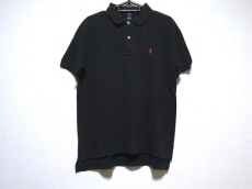 ポロスポーツラルフローレン 半袖ポロシャツ サイズM メンズ 黒