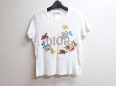 クリスチャンディオール 半袖Tシャツ レディース 刺繍