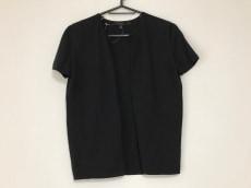 GUCCI(グッチ) カーディガン サイズs S レディース美品  黒 半袖