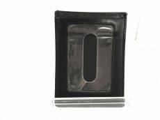 WhitehouseCox(ホワイトハウスコックス) パスケース 黒 レザー
