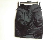 VIVIENNE TAM(ヴィヴィアンタム) スカート サイズ0 XS レディース 黒