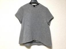 ヨーコ チャン 半袖カットソー サイズ38 M レディース美品  グレー