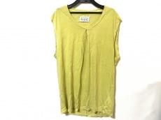 マルタンマルジェラ ノースリーブTシャツ メンズ美品  イエロー