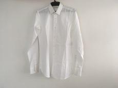 サンローランパリ 長袖シャツ サイズ37 メンズ 白