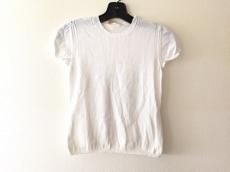 BALLY(バリー) 半袖セーター サイズ38(I) S レディース 白
