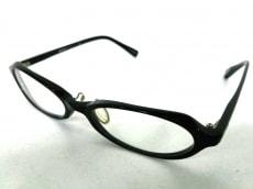 OLIVER PEOPLES(オリバーピープルズ) メガネ美品  黒 プラスチック