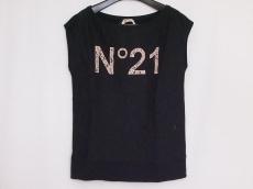 ヌメロ ヴェントゥーノ 半袖カットソー サイズ38 M レディース美品