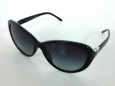 ブルガリ サングラス パレンテシ 8131-B ダークグレー×黒×シルバー