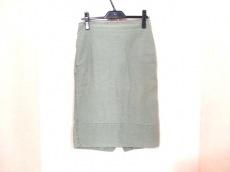 マディソンブルー スカート サイズM レディース美品  カーキ