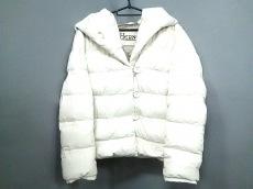 ヘルノ ダウンジャケット サイズ42 M レディース美品  アイボリー
