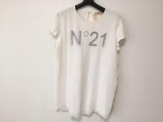 ヌメロ ヴェントゥーノ 半袖カットソー サイズ42 L レディース