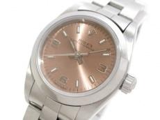 ロレックス 腕時計 オイスターパーペチュアル 76080 レディース