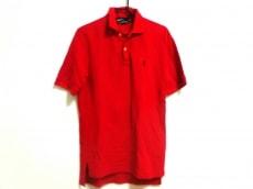 ポロラルフローレン 半袖ポロシャツ サイズM メンズ 刺繍