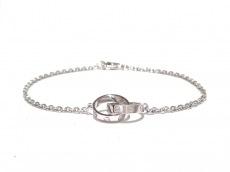 Cartier(カルティエ) ブレスレット美品  ベビーラブブレス K18WG