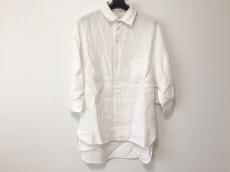 マディソンブルー 半袖シャツブラウス サイズS レディース美品  白