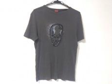 HUGOBOSS(ヒューゴボス) 半袖Tシャツ サイズM メンズ美品