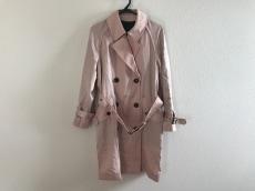 COACH(コーチ) トレンチコート レディース美品  ピンク