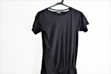 theory(セオリー) 半袖カットソー サイズ38 M レディース美品  黒