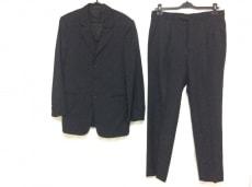アルマーニコレッツォーニ シングルスーツ サイズ50 M メンズ 黒