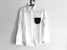 ジェイダブリューアンダーソン 長袖シャツ メンズ美品  白×黒