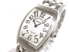 フランクミュラー 腕時計 トノーカーベックス 1752QZ レディース