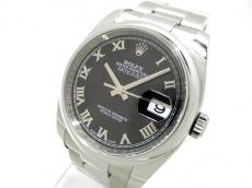 ROLEX(ロレックス) 腕時計 デイトジャスト 116200 メンズ 黒