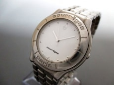 COURREGES(クレージュ) 腕時計 5Y31-6A60 レディース 白