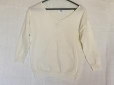 マイストラーダ 七分袖セーター サイズ38 M レディース美品  白