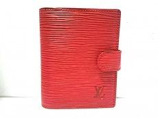 LOUIS VUITTON(ルイヴィトン) 手帳 エピ ミニアジェンダ R20077