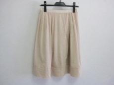 フォクシーニューヨーク スカート サイズ38 M レディース ベージュ