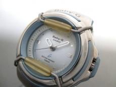 CASIO(カシオ) 腕時計 Baby-G GB-32 レディース シルバー