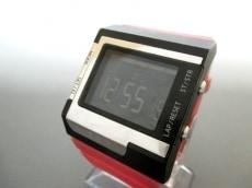 DIESEL(ディーゼル) 腕時計 DZ-7213 ボーイズ ラバーベルト 黒