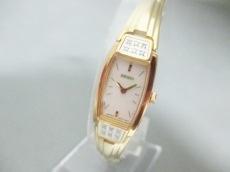 セイコー 腕時計 2E20-0BA0/SZZC58 レディース シェルホワイト