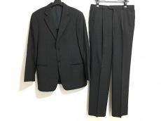 アルマーニコレッツォーニ シングルスーツ サイズ50 M メンズ グレー