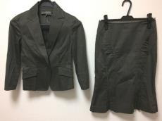 ボディドレッシングデラックス スカートスーツ レディース美品  黒