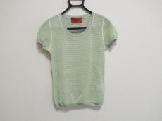 MISSONI(ミッソーニ) 半袖セーター サイズ42 M レディース美品