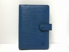 ルイヴィトン 手帳 エピ アジェンダPM R20055 トレドブルー