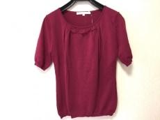 ナチュラルビューティー 半袖セーター サイズ38 M レディース美品