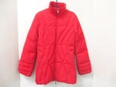 モンクレール ダウンジャケット サイズ0 XS レディース レッド 冬物